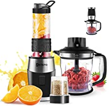 blender and food processor combo