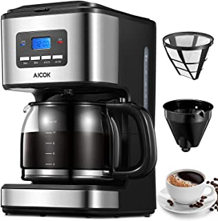 coffee machine with timer